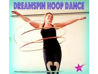 Hula Hoop - Intermediate Course Begins 11th September