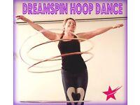 Intermediate Hula Hoop - Advance Your Skills! 11th April 6.15pm