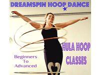 Hula Hoop - Intermediate Level Starts 10th January