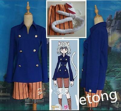 Hot Anime Hunter X Hunter Neferpitou Girl Halloween Cosplay Costume Customized](Hot Halloween Girl)