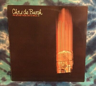 Chris De Burgh LP  Far Beyond These Castle Walls  IMPORT  Holland   A&M Records