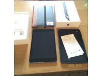 [SOLD!] 2 week old IPad mini 2 32gb with smart wake case and John Lewis 2 year warranty