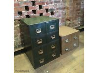 Metal drawers, filing cabinet (Wanted)
