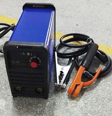 Newest 200a 110v Igbt Inverter Mma Welder 3.2 Rod Welding Machine In Us Stock