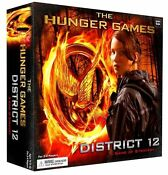 Hunger Games District 12 Board Game