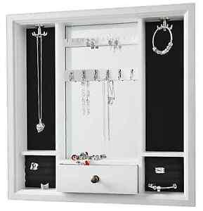 schmuckhalter wand ebay. Black Bedroom Furniture Sets. Home Design Ideas