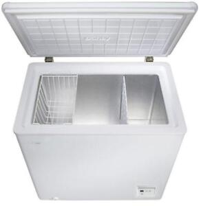MAJOR BRAND 3.5, 5, AND 7  CU FT CHEST FREEZERS NOW IN STOCK!!!