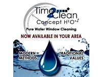 Window Cleaning, North Walsham