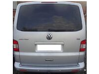 VW T5 T5.1 TAILGATE COMPLETE SILVER LA7W MINT CONDITION CAMPER CONVERSION DAY VAN MANY MORE PARTS AV