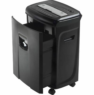 Document Shredder Home Office Identity Theft Crosscut Paper Credit Card Powerful