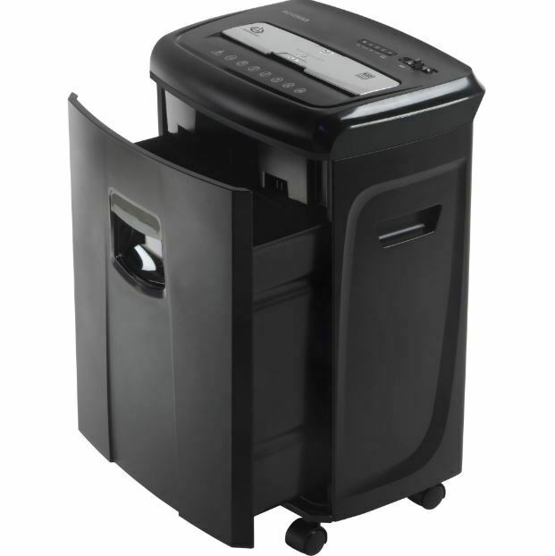 Document Shredder Home Office Identity Theft Crosscut Paper