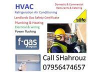 Air Conditioning & Refrigeration installation, Service