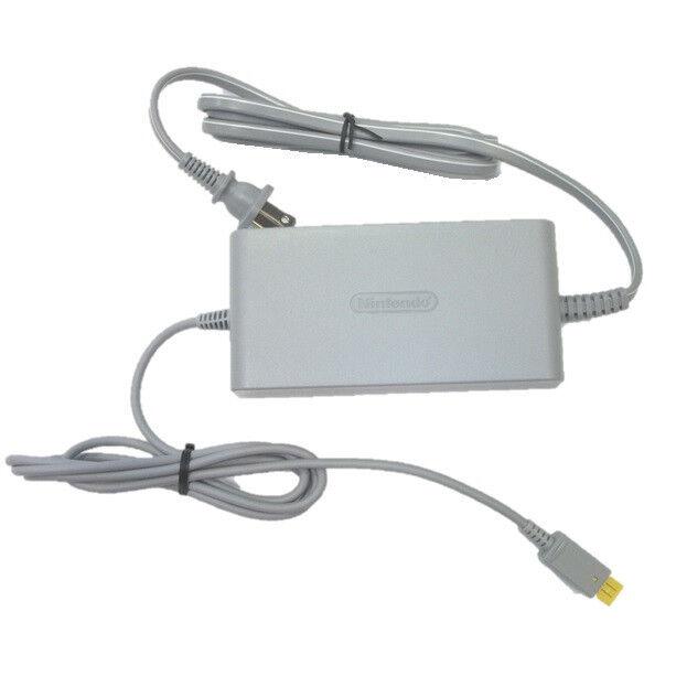 Купить Nintendo WUP-002(USA) - New Official Nintendo Wii U WUP-002 Console Original OEM AC Adapter Power Supply