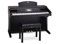 Yamaha Clavinova CVP-203 Digital Piano Full Size 88 keys, 3 pedals, arranger