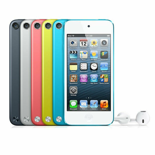 Apple Ipod Touch Loop White And Yellow Md973ll A For Sale Online Ebay
