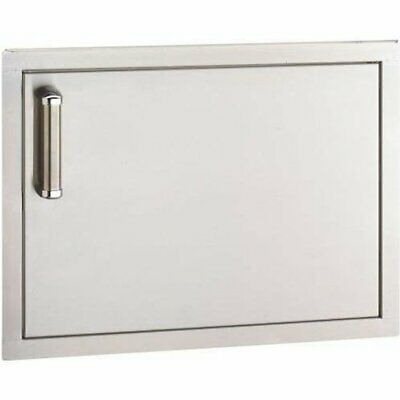 Fire Magic 53914-SR Single Access Door Flush Mount - 14 x 20 Right Hinge