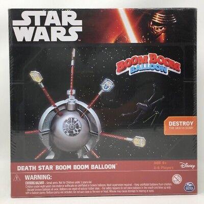 Disney Star Wars Death Star Boom Boom Balloon Family Fun Game