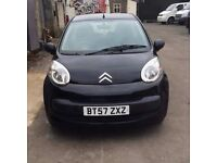Black Citreon C1 Vibe 2007 49000 miles and full service history