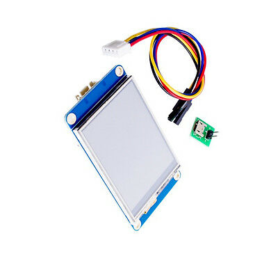 New 3.2 Nextion Hmi Tft Lcd Display Module For Raspberry Pi 2 A B Arduino