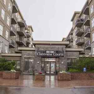 One bedroom (600sqft)Condo at clareview courts #1-309-4245 139AV