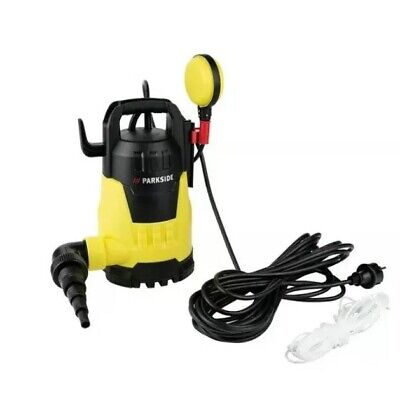 Parkside Submersible Water Pump Made In Germany By Lidl
