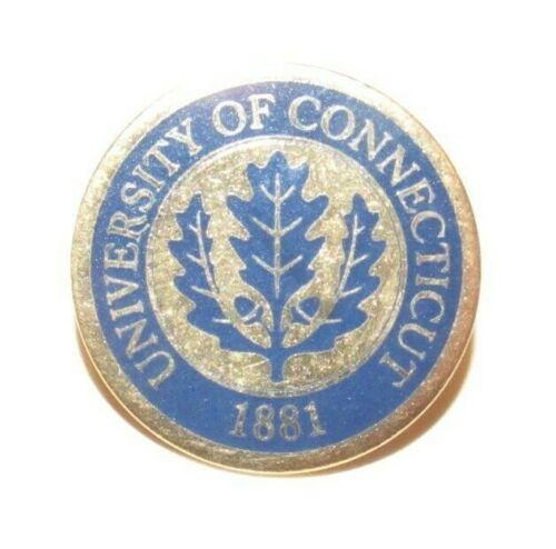 Vintage University of Connecticut Pin - CT Conn.