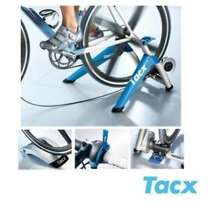 Tacx, Satori T-1856 Bike Trainer, Blue, Skyliner