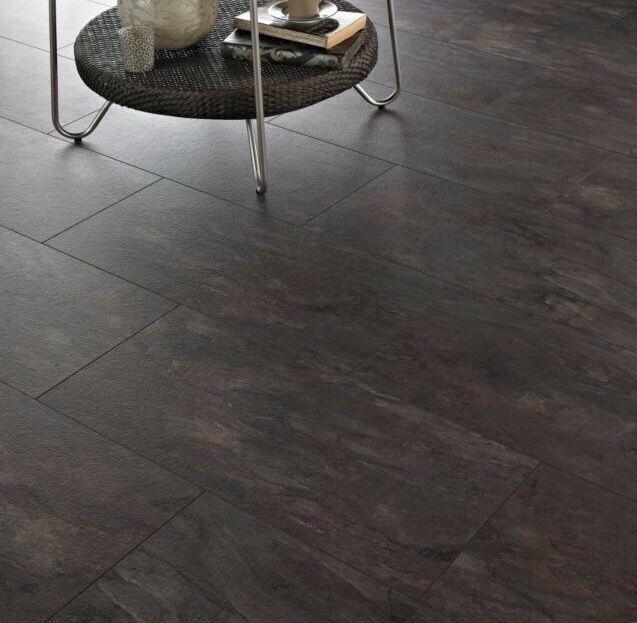 b q flooring intermezzo sicilian slate tile effect. Black Bedroom Furniture Sets. Home Design Ideas