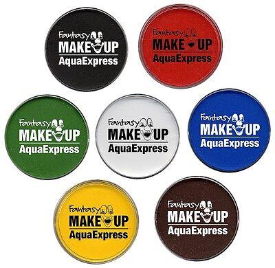 Aqua-Express Make Up 15g 11 Farben zur Wahl Schminke Fasching Karneval MakeUp