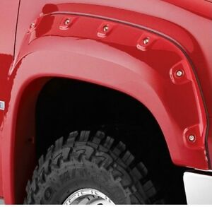 Set of 4 07-14 GMC/CHEV 2500 HD Fender Flares
