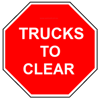 TRUCK CLEARANCE