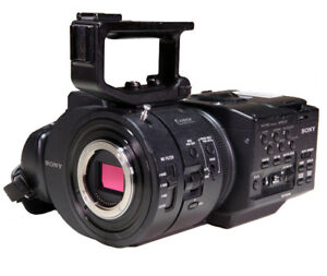 Sony Fs700R + Sigma 18-35mm