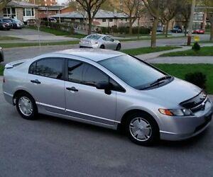 2006 Honda Civic-Sedan- NEW MICHELINE TIRES !!!!