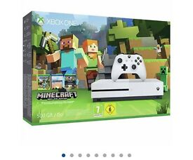 Brand new Xbox one S 500gb console only
