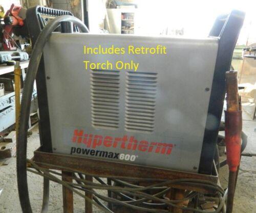 Plasma Cutter Torch FIX REPAIR fits Hypertherm® Powermax 600 PMax600 PAC123