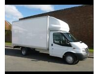 24/7 Man and LUTON Van all over UK ( Short Notice Well come