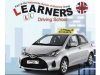 Driving lessons, driving school, driving instructor