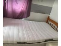 MALVIK foam mattress