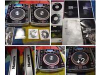NDX 900s * 2 + MK2 Numark Mixer for Sale