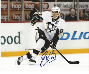 Sidney Crosby Signed Autographed 8x10 Photo Pittsburgh Penguins