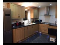 Used kitchen units in immaculate condition