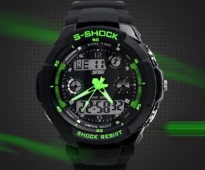 multi function mens sports watch
