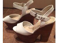 Topshop Wedges Heels