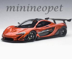 AUTOart 81545 McLAREN P1 GTR 1/18 MODEL CAR VOLCANO ORANGE  sc 1 st  eBay & 1:18 Diecast Cars McLaren | eBay markmcfarlin.com