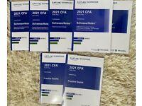 2021 CFA Level 3 Schweser note and practice exam pack