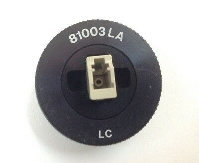 Hp Agilent Keysight 81003la Adapter Lc Threaded Interface Lots Of 5pcs