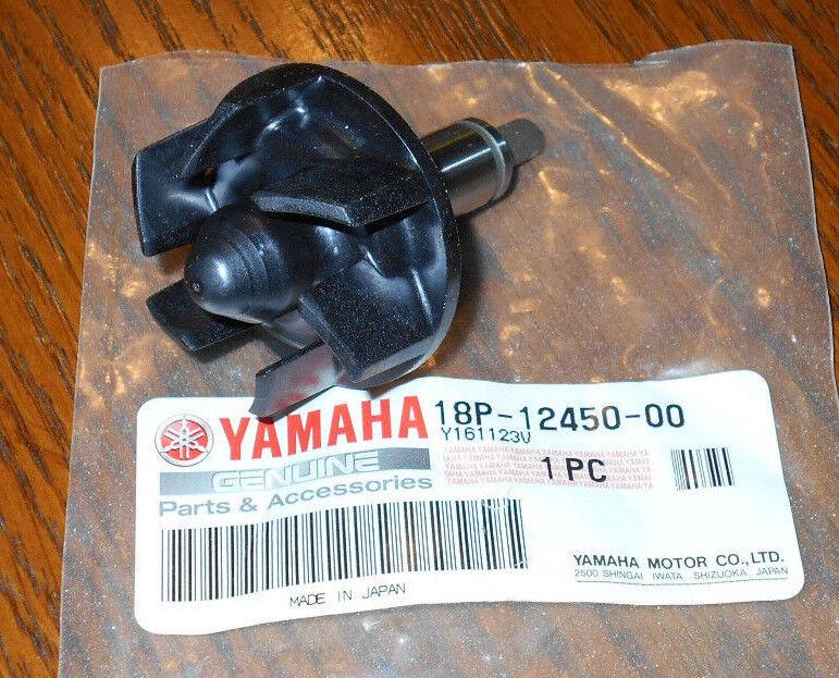 YAMAHA YFZ450R, YFZ450X ENGINE WATER PUMP IMPELLER 18P-12450-00-00