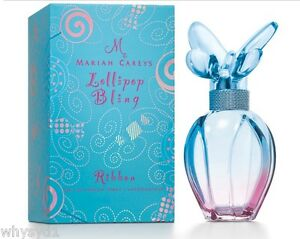Mariah Carey Lollipop Bling Ribbon Blue 100ml EDP WOMEN PERFUME