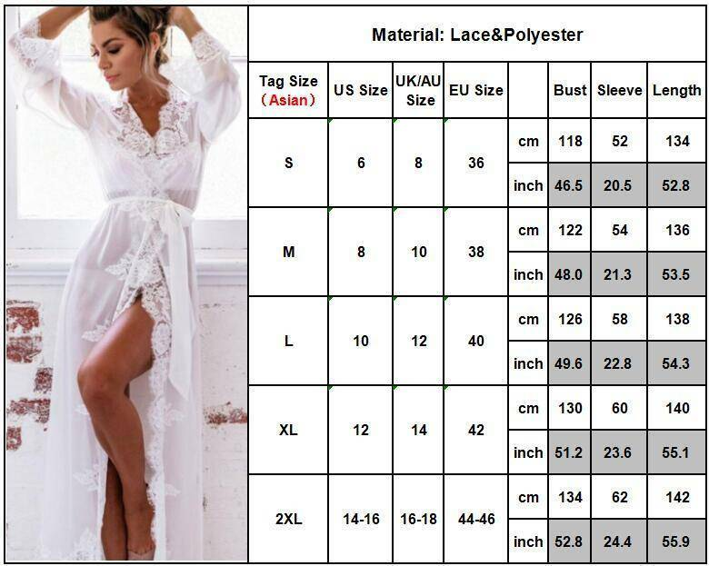 Women Ladies Silk Satin Lingerie Babydoll Nightwear Sleepwear Robe Dress Gown Clothing, Shoes & Accessories