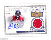 Julio Jones Autograph Football